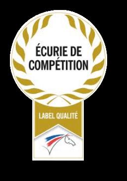 label qualité écurie de compétition