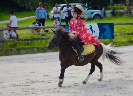 équi-normandie poney club